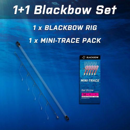 1+1 Blackbow Set