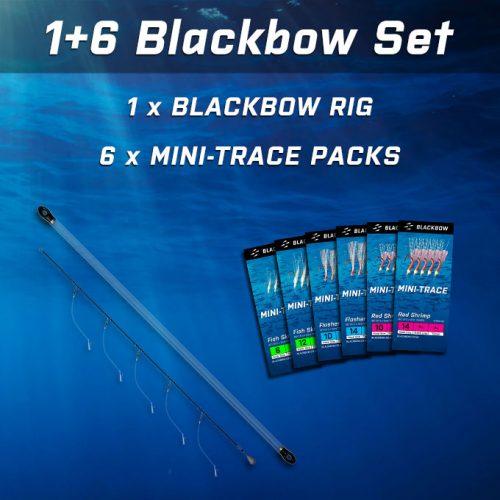 1+6 Blackbow Set